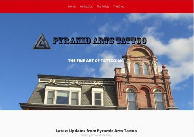 Pyramid Arts Tattoo
