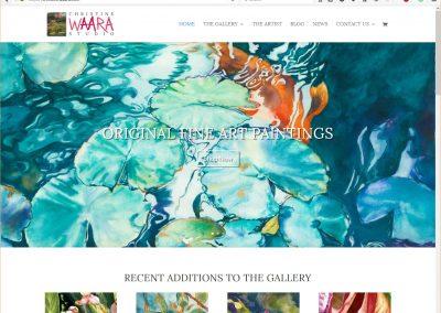 Christine Waara Studio