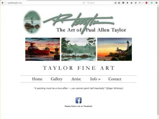 Paul Allen Taylor